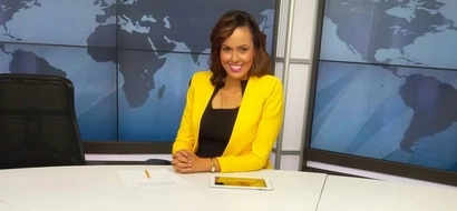 The simple way popular news anchor Karen Karimi announced her engagement to boyfriend