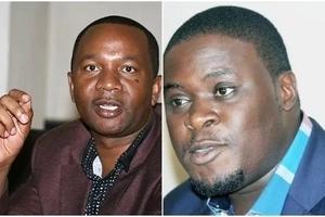 Sakaja,Dennis Waweru make dumbfounding political moves