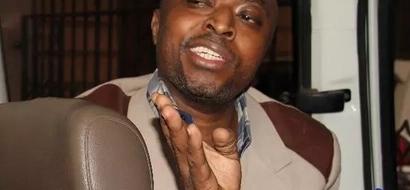 Fake doctor Mugo wa Wairimu was admitted into a maternity ward