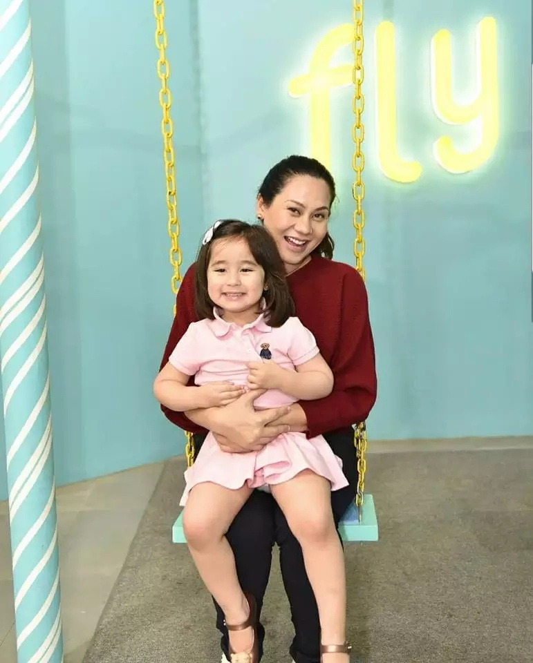 Vicki Belo receives a touching Mother's Day surprise from Scarlet Snow and Cristalle Belo