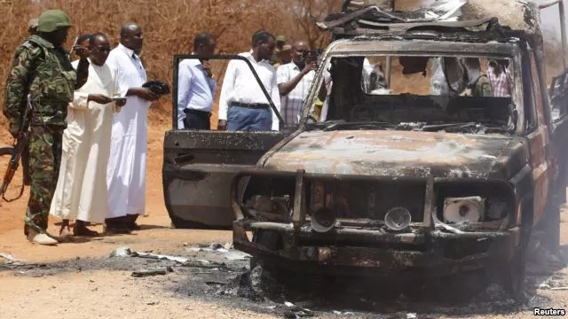 Al-Shabaab target policemen in Mandera attack