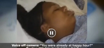Women In Labor Films Her Doctor To Show The True Dark Side Of Medics
