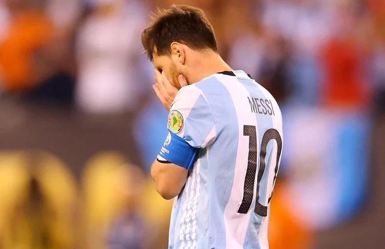 Lionel Messi no va más
