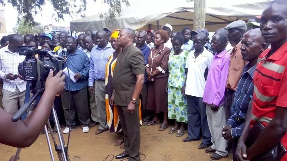 Ababu Namwamba's fiercest rival defects to ODM
