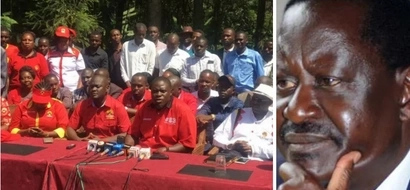Uhuru reaps big as 45 ODM politicians defect to Jubilee days to the poll