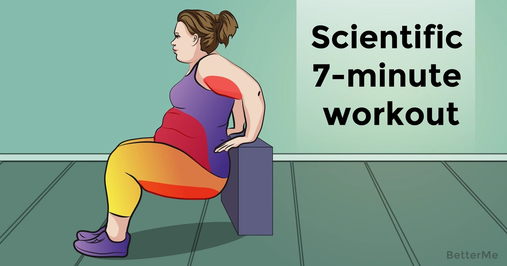 A scientific 7-minute workout