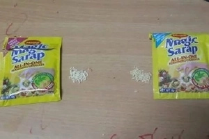 Kumakalat nanaman! Fake Magic Sarap circulated anew; how to identify fake product