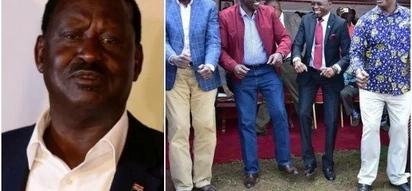 Raila avunja kimya chake tangu aliyekuwa mbunge wa Funyula,Paul Otuoma kuhamia Jubilee