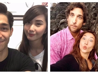 Nico Bolzico reveals why he called Wil Dasovich & Alodia Gosiengfiao 'the new official couple!' Wil & Alodia react to Nico's comment!