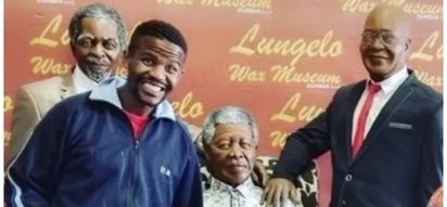 Move over Madame Tussauds South Africa has its own wax artist, Lungelo Gumede