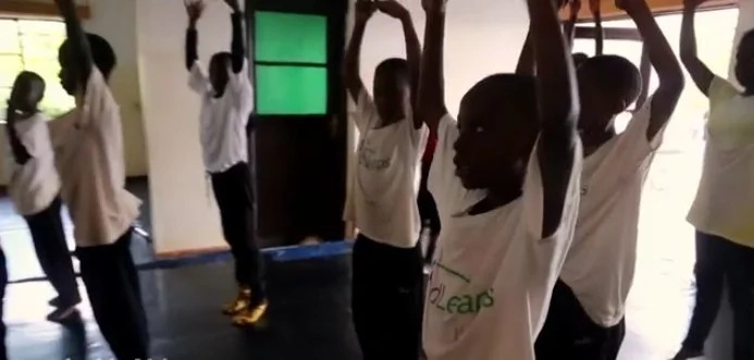 LEAPS OF HOPE! Dancing project helps Rwandan street kids find a better life (photos, video)
