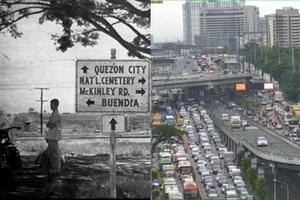 Ang sarap balikan! 9 shocking photos showing drastic changes of Manila
