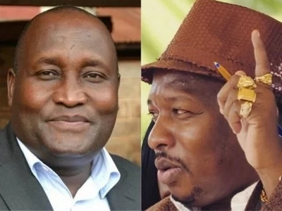 Another governor follows Sonko's footsteps, rejects millions for inauguration