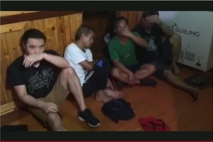 Dela Rosa seizes 'floating shabu laboratory' in Subic Bay; four Chinese arrested