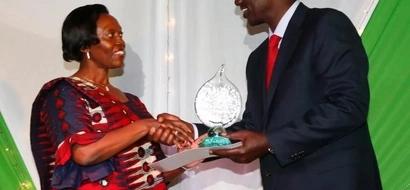 Martha Karua atishiwa na wanachama wa Jubilee