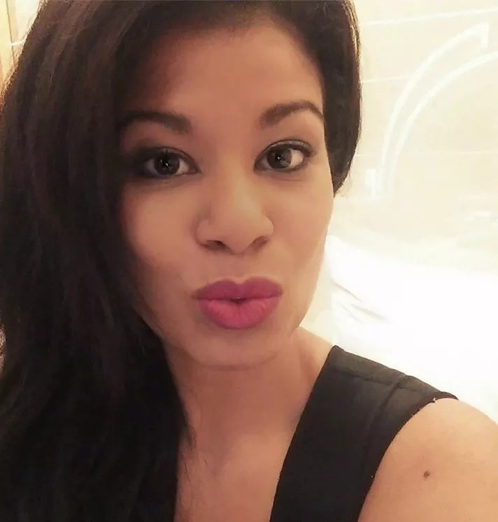 10 cute selfies from Julie Gichuru that will make you disagree she's 42 years