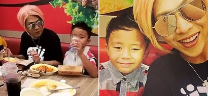 "Vice Ganda Treats Kid To Jollibee! Also Spotted Shopping for ""Tawag ng Tanghalan"" Contestant"