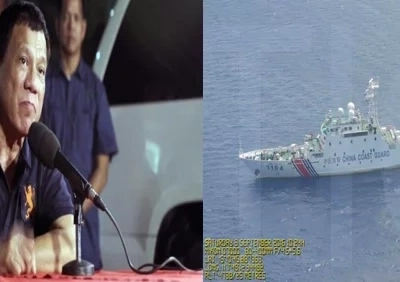 NOT AGAIN! PH spots Chinese ships near Scarborough Shoal