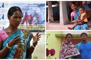 Woman, 20, shares experience of being forced to marry at age of 14 to man 18 YEARS older (photos)