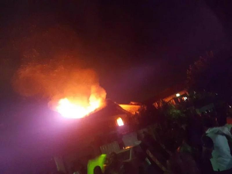 Breaking! Langata High, Ruiga Girls in Meru on fire (Photos, Video)