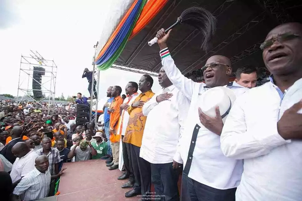 NASA leaders have been trying to reach me in private for talks - Chiloba
