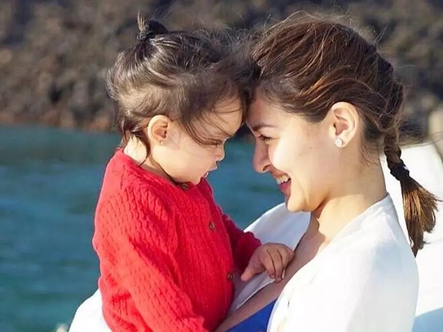 Marian Rivera reveals why she chooses not to hit Baby Zia