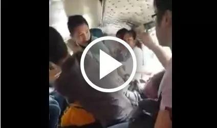 Video de hombre golpeando a un anciano se vuelve viral en las redes sociales