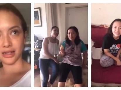 Ganito pala siya sa bahay! Trending video shows how Ellen Adarna treats her kasambahay
