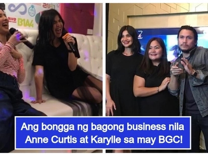 May puhunan! Anne Curtis & Karylle Yuzon's awesome new business venture in BGC