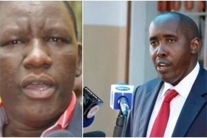 """Failure"" Ole Lenku beats criticism for the Jubilee Kajiado ticket"