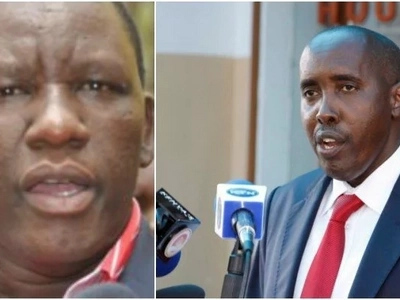 Former Interior CS floored yet another governor for the Kajiado ticket