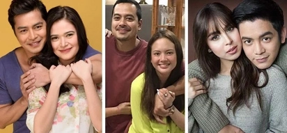 Naging perfect kilig ang year nila! 5 Celebrity hookups that gave rise to showbiz's power couples of 2017