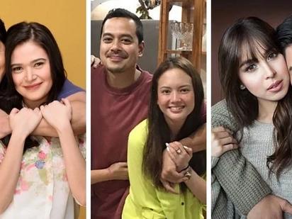 Naging perfect kilig ang year nila! 5 Celebrity hookups that gave rise to showbiz's power couples of 2017