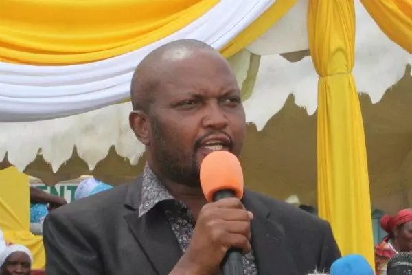 Moses Kuria's clever response to Junnet Mohamed