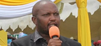 Moses Kuria had this to say after Ngilu cheats death,ex-mayor is crushed to death