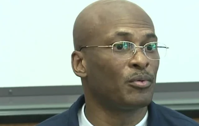 Man, 51, released after serving 25 years for crime he didn't commit (photos, video)