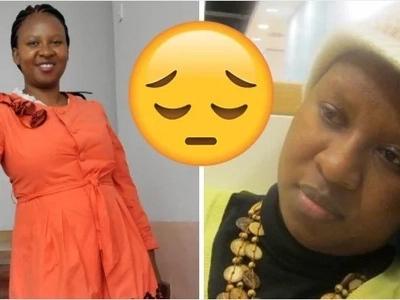 Mwanahabari maarufu wa Citizen TV asimulia kuhusu hofu yake ya saratani (picha)