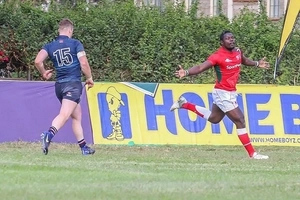 Kenya vs Hong Kong Rugby Test Match Finishes as it Started