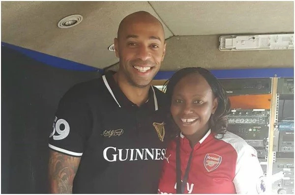 Thierry Henry crowned Igwe in Nigeria, unveiled as ambassador