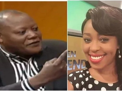 Lillian Muli put on extremely tight spot by politician who asked her about her love life during live broadcast