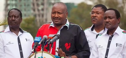 Governor, MPs decamp from opposition to Jubilee