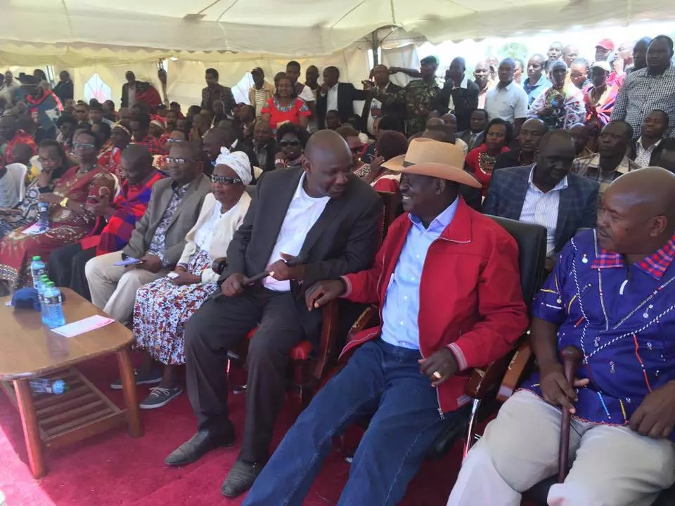 Kalonzo likely to leave CORD if Raila is picked ahead of him