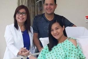 Gladys Reyes welcomes 4th Child on Felix Manalo's Birthday!