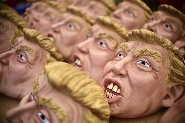 These Donald Trump Masks Are The Creepiest One For This Halloween