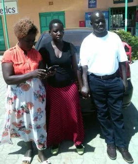Well wishers pay KSh 80,000 medical bill for Quinter Omondi