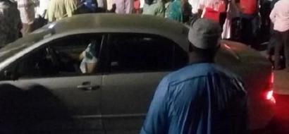 Tension high at CID over Joho's arrest, GSU deployed