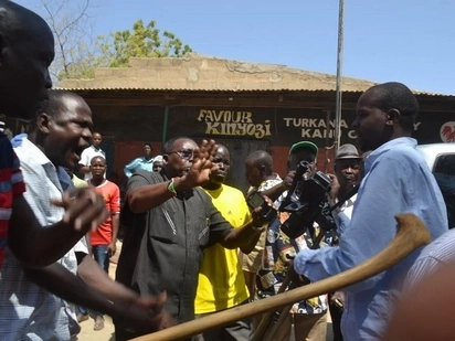 KANU officials from Turkana in court for attacking journalists and destroying their property