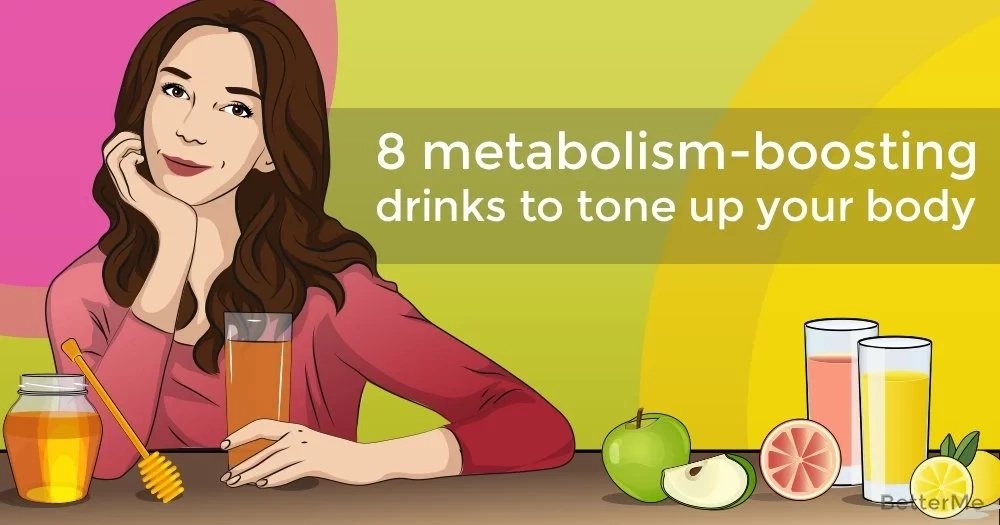 8 metabolism-boosting drinks to tone up your body