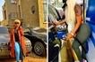 Socialite Vera Sidika's car hit someone in Nairobi...