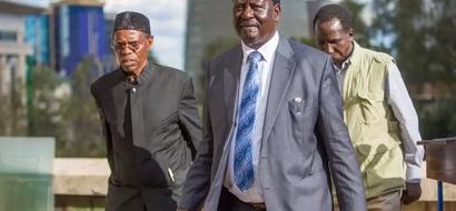 Raila amkaribisha SHUJAA wa ukombozi wa 2 ODM (picha)
